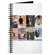 WWI Navy Posters Journal