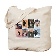 WWI Navy Posters Tote Bag