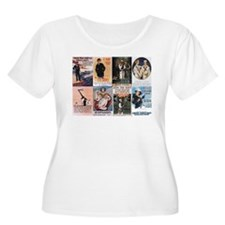 WWI Navy Posters T-Shirt