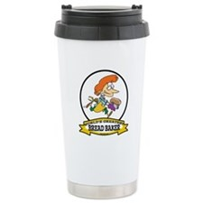 WORLDS GREATEST BREAD BAKER FEMALE Travel Mug