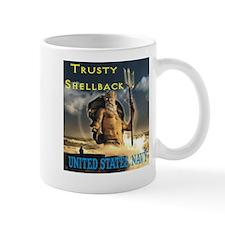 Shellback Small Mug