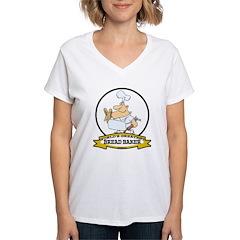 WORLDS GREATEST BREAD BAKER MAN Shirt