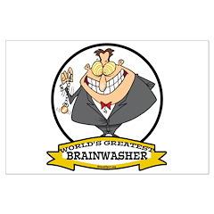 WORLDS GREATEST BRAINWASHER Posters