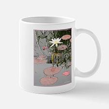 Waterlily, photo, art, Mug