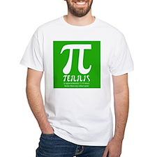 Tennis Pi Shirt
