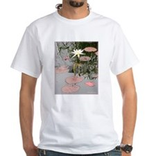 Waterlily, photo, art, Shirt