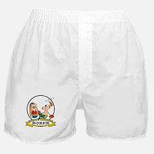 WORLDS GREATEST BOXER Boxer Shorts