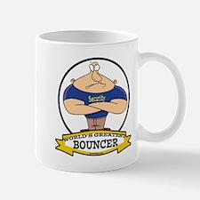 WORLDS GREATEST BOUNCER Mug