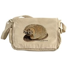 American Badger Messenger Bag