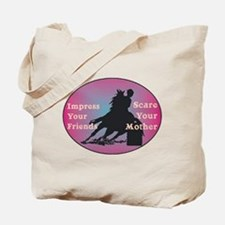 Scare Your Mother Tote Bag