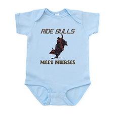 Meet Nurses Infant Bodysuit