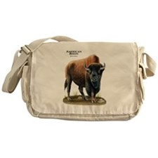 American Bison (Buffalo) Messenger Bag