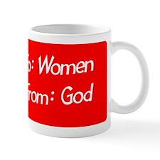 Don't stop believin Mug