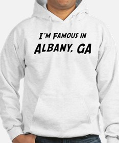 Famous in Albany Hoodie