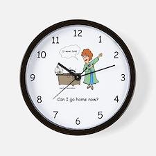 Never Fails Wall Clock