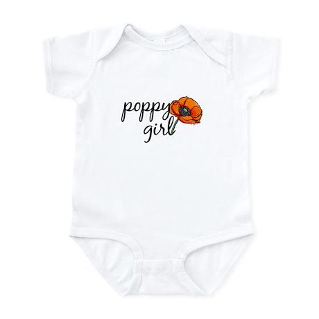 Poppy girl Infant Creeper