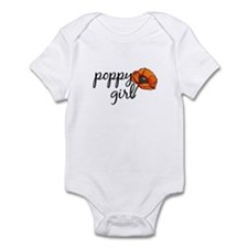 Poppy girl Infant Creeper