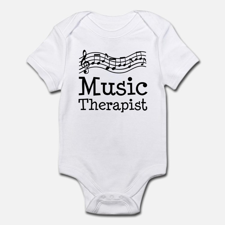 Music Therapist Infant Bodysuit