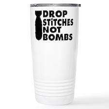 Drop Stitches Travel Mug