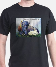 Kyle's White Buffalo T-Shirt