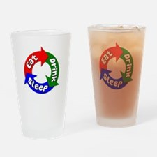 Cool Anti obesity Drinking Glass