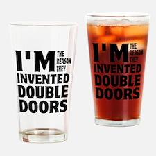 Unique Adipose Drinking Glass