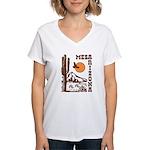 Mesa Arizona Women's V-Neck T-Shirt