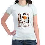 Mesa Arizona Jr. Ringer T-Shirt