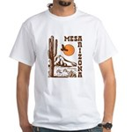 Mesa Arizona White T-Shirt