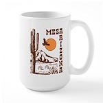 Mesa Arizona Large Mug