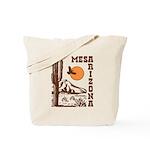 Mesa Arizona Tote Bag