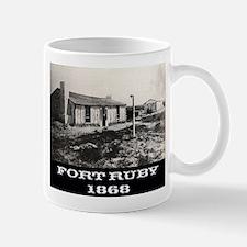 Fort Ruby 1868 Mug