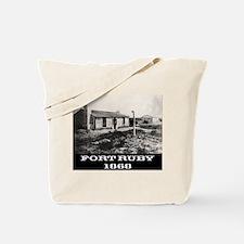 Fort Ruby 1868 Tote Bag