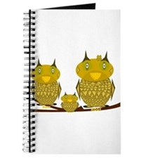 Family of Owls Journal