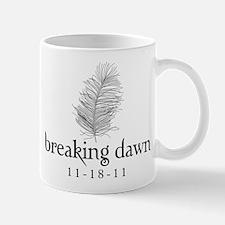 Twilight Breaking Dawn Feathe Mug