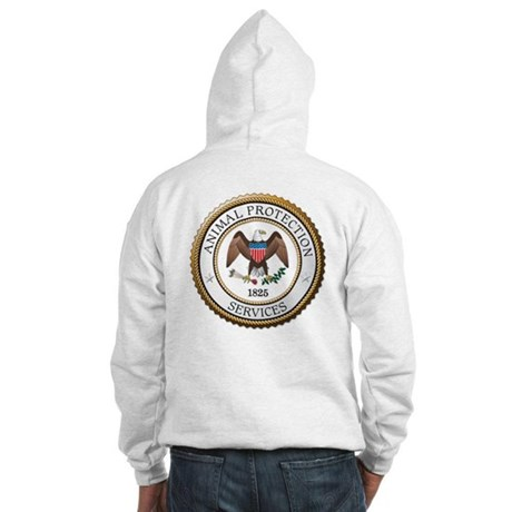 Animal Protection Services Hooded Sweatshirt