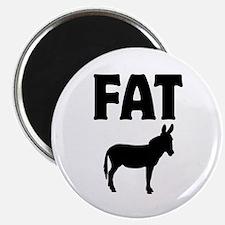 Fat Ass (Donkey) Magnet