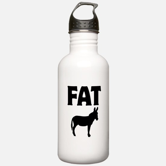 Fat Ass (Donkey) Water Bottle