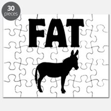 Fat Ass (Donkey) Puzzle