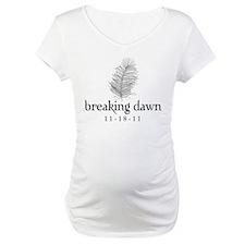 Twilight Breaking Dawn Feathe Shirt