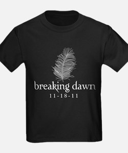 Twilight Breaking Dawn Feathe T