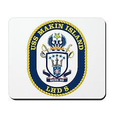 LHD 8 USS Makin Island Mousepad