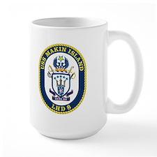 LHD 8 USS Makin Island Mug