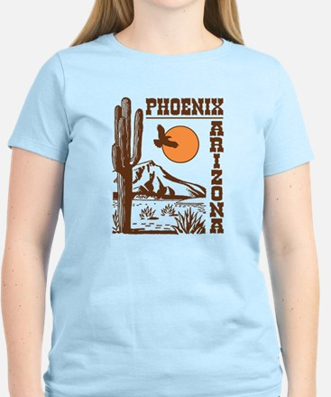 Phoenix Arizona Women's Light T-Shirt
