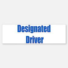 Safe Driver Bumper Bumper Bumper Sticker