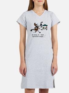 Horse Spook Women's Nightshirt