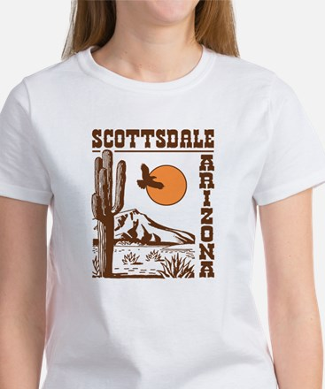 Scottsdale Arizona Women's T-Shirt