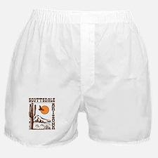 Scottsdale Arizona Boxer Shorts