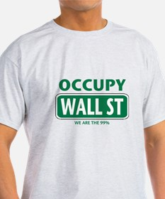 Occupy/ 99% T-Shirt