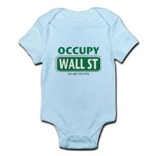 Occupy/ 99% Infant Bodysuit